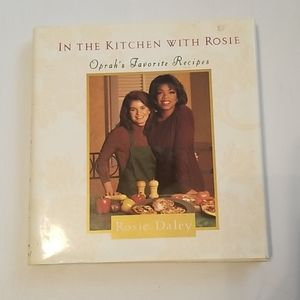 In The Kitchen with Rosie: Oprah's Fav Recipes
